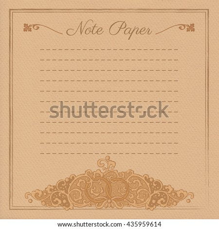 Vintage vector wedding stationery background medieval stock vector vintage vector wedding stationery background with medieval ornament and rings stopboris Image collections