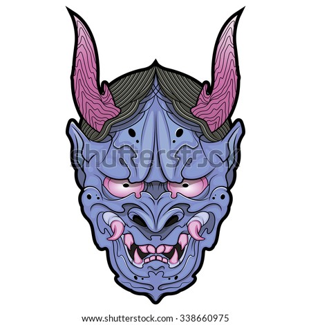 Japanese Demon Stock Images, Royalty-Free Images & Vectors ...