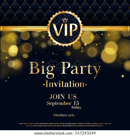 Vip Party Stock Images Royalty Free Images amp Vectors