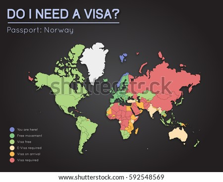Kingdom Of Norway Stock Images RoyaltyFree Images Vectors - Norway map vector countries