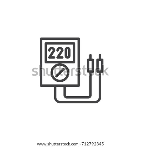 voltmeter stock images  royalty