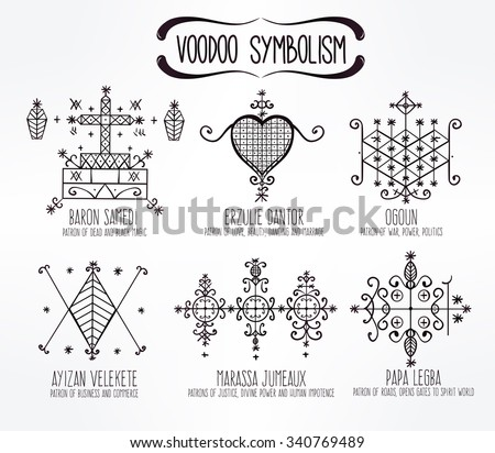 Symbol For Voodoo Clipart Library
