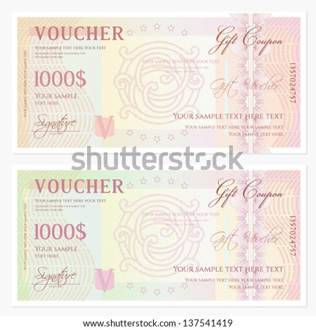 Bank Note Design Images RoyaltyFree Images Vectors – Money Note Template