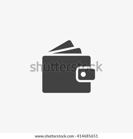Wallet Icon, Wallet Icon Vector, Wallet Icon Flat, Wallet Icon Sign, Wallet Icon App, Wallet Icon UI, Wallet Icon Art, Wallet Icon Logo, Wallet Icon Web, Wallet Icon, Wallet Icon JPG, Wallet Icon EPS - stock vector