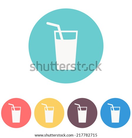 water icon,vector illustration - stock vector
