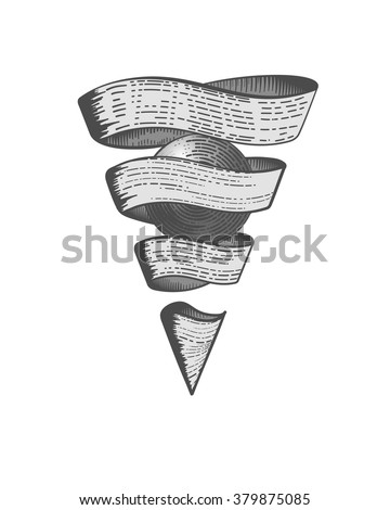 Water Stone or Philosopher's Stone, central main symbol of the mystical alchemy. Sacred geometry. For your design, the art of tattooing, the design of logos, corporate identity, as a poster or a badge - stock vector