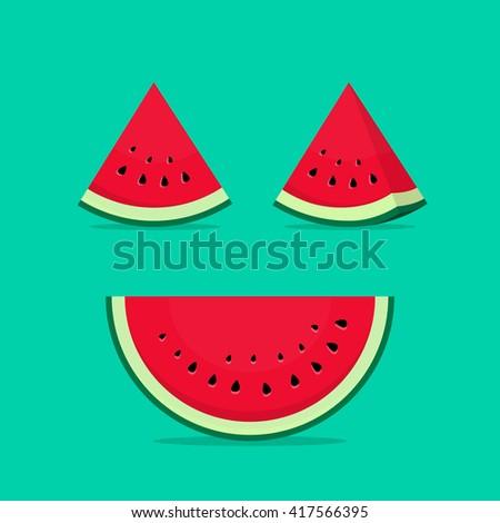Cartoon Watermelon Stock Photos, Royalty-Free Images ...