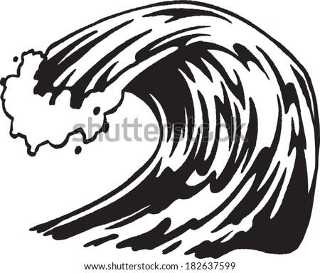Tidal Wave Vector | www.pixshark.com - Images Galleries ...
