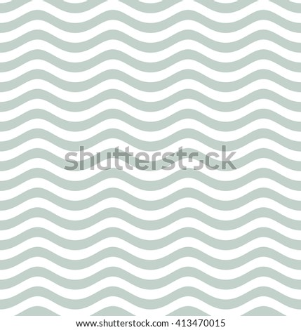 Wave pattern. Classic Pattern. Vector illustration. Seamless background.