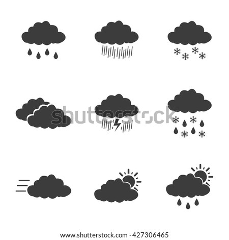 Weather icon. Weather icon Vector. Weather icon Art. Weather icon eps. Weather icon logo. Weather icon Sign. Weather icon Flat. Weather icon app. Weather icon UI. Weather  icon web. Weather  icon JPG - stock vector