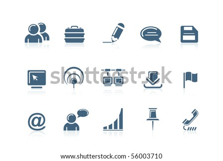 Web and internet icons 2