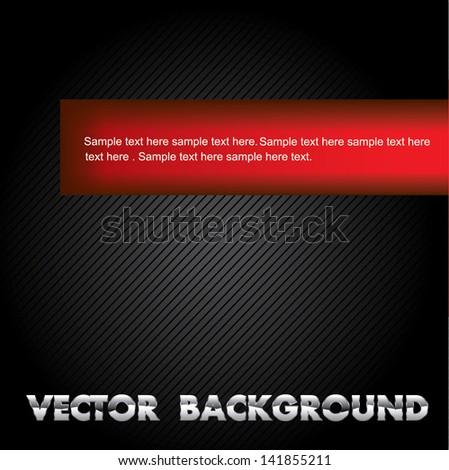 Web background - stock vector