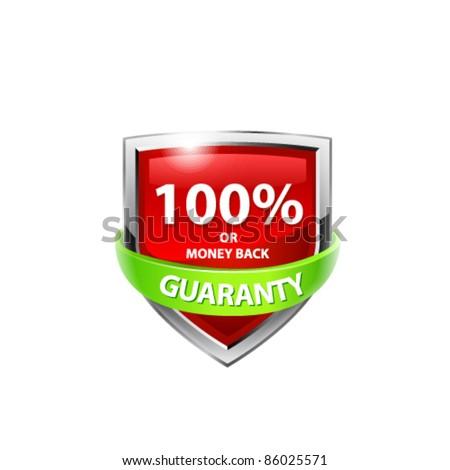 Web badge - stock vector