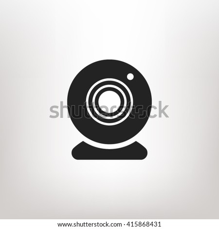 Web camera icon vector, Web camera icon eps10, Web camera icon picture, Web camera icon flat, Web camera icon, Web camera web icon, Web camera icon art, Web camera icon drawing, Web camera icon,