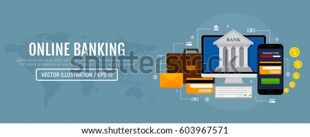 Online Banking Stock Images, Royalty-Free Images & Vectors ...