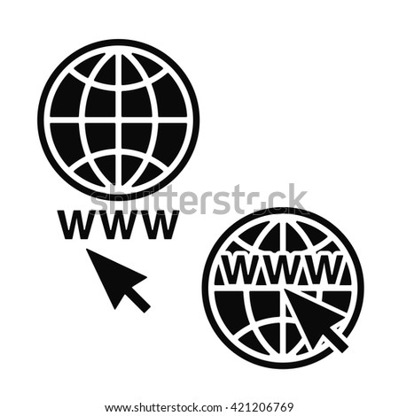 web Icon JPG, web Icon Graphic, web Icon Picture, web Icon EPS, web Icon AI, web Icon JPEG, web Icon Art, web Icon, web Icon Vector, web sign, web symbol - stock vector
