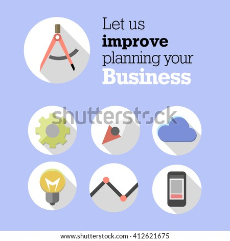 Web Icons for web design, search engine optimalisation, internet advertising, pay via internet - stock vector