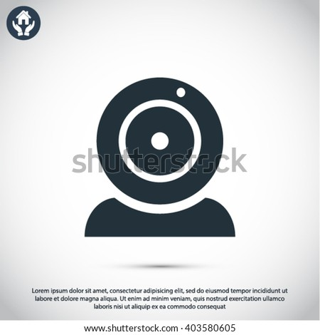 Webcam  icon, Webcam  vector icon, Webcam  icon illustration, Webcam  icon eps, Webcam  icon jpeg, Webcam  icon picture, Webcam  flat icon, Webcam  icon design, Webcam  icon web, Webcam  icon art
