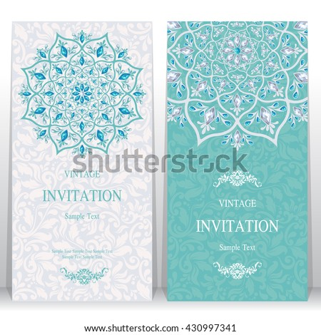 Wedding card invitation card card abstract stock vector royalty wedding card invitation card or card with abstract background islam arabic stopboris Images