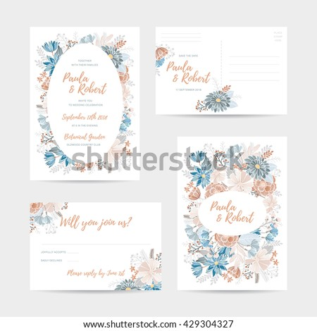 Reception Invite Template  BesikEightyCo