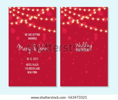 Nice Wedding Invitation, Thank You Card, Save The Date Card. Wedding Invitation,  Baby Pertaining To Engagement Invitation Format