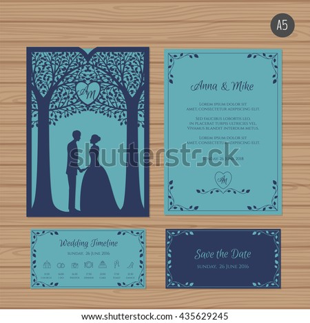 wedding invitation template stock images, royalty-free images, Invitation templates