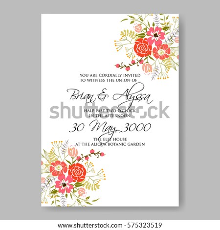 Engagement Card Images RoyaltyFree Images Vectors – Engagement Card Invitation