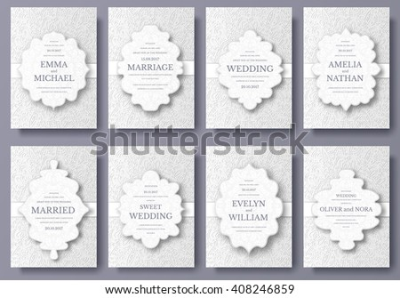 Wedding invite card. Wedding invite flyer. Wedding invite page. Wedding invite cover. Wedding invite Islam. Wedding invite art. Wedding invite jpg. Wedding invite eps. Wedding invite pic. Wedding set - stock vector
