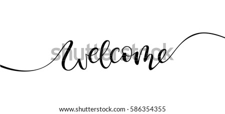 Welcome Sign Stock Images Royalty Free Images Amp Vectors