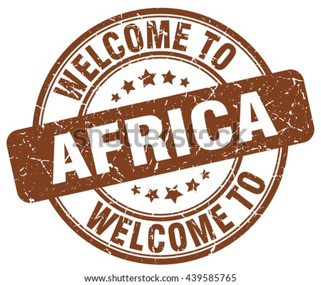 welcome to Africa stamp.Africa stamp.Africa seal.Africa tag.Africa.Africa sign.Africa.Africa label.stamp.welcome.to.welcome to.welcome to Africa. - stock vector