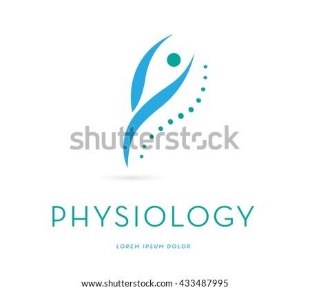 Wellness , vector logo / icon  - stock vector