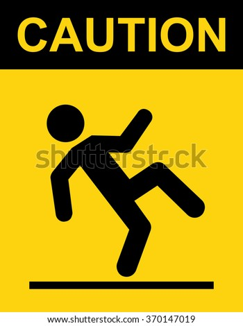 Slippery When Wet Sign Stock Images Royalty Free Images