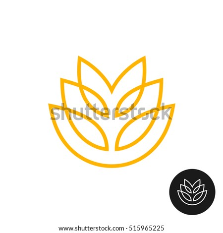 wheat logo stock images royaltyfree images amp vectors