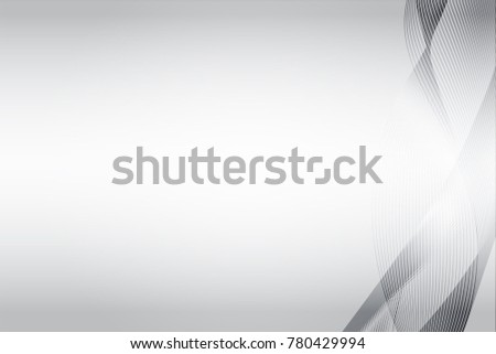 white abstract background vector gray abstract stock vector, Presentation templates