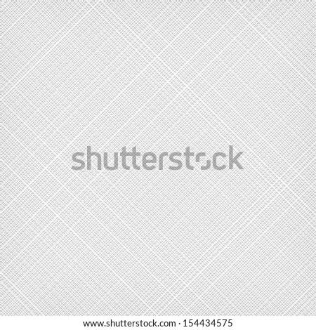 White fabric texture - stock vector