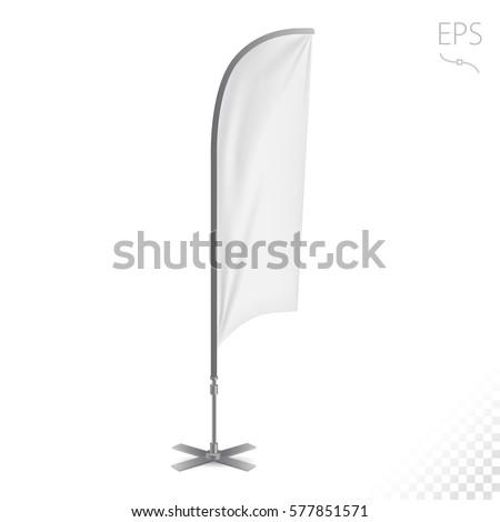white outdoor shark fin blade feather stock vector 424560583 shutterstock. Black Bedroom Furniture Sets. Home Design Ideas