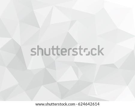 White Gray Geometric Wallpaper Background 624642614