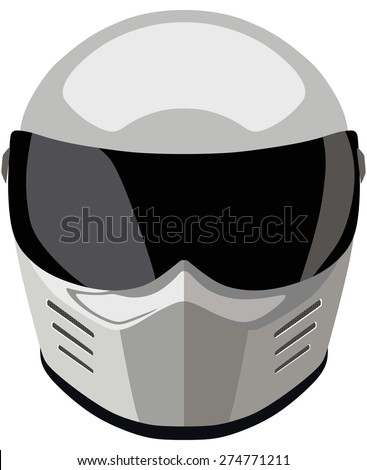 Motorcycle Helmet Stock Vectors & Vector Clip Art ...