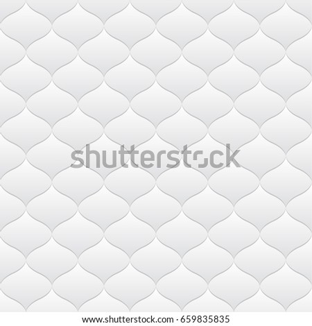 white neutral background, seamless pattern for wallpaper