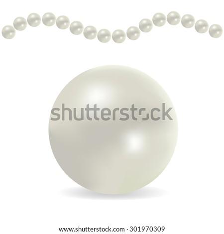 Pearls Stock Vectors & Vector Clip Art | Shutterstock