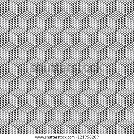 White seamless texture - stock vector