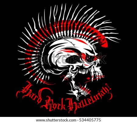 hard rock bands skull - photo #17