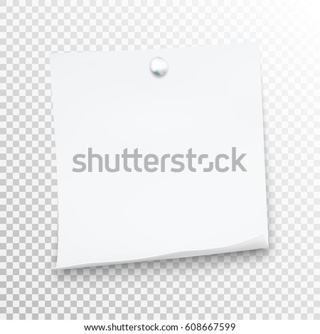 Sticky Note Isolated Stock Images RoyaltyFree Images  Vectors