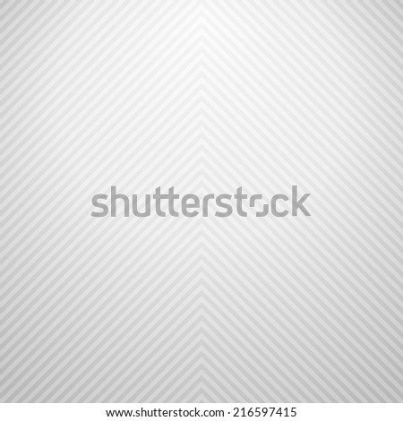 White striped background  - stock vector