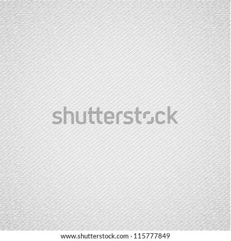White striped paper surface, vector design illustrator 10eps - stock vector
