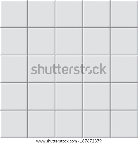 White tiles vector texture. Tile Texture Stock Images  Royalty Free Images   Vectors