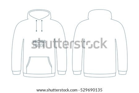 Hoodie Vector Stock Images, Royalty-Free Images & Vectors ...