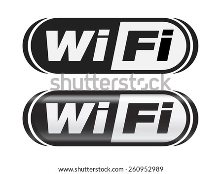 Wi-Fi - stock vector