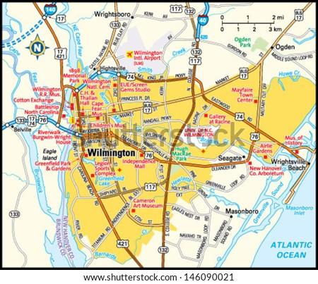 Wilmington North Carolina Stock Images RoyaltyFree