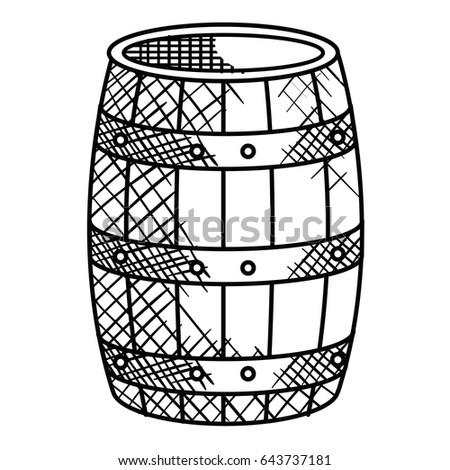 Waste paper basket cartoon stock illustration 95780305 shutterstock - Basketball waste paper basket ...